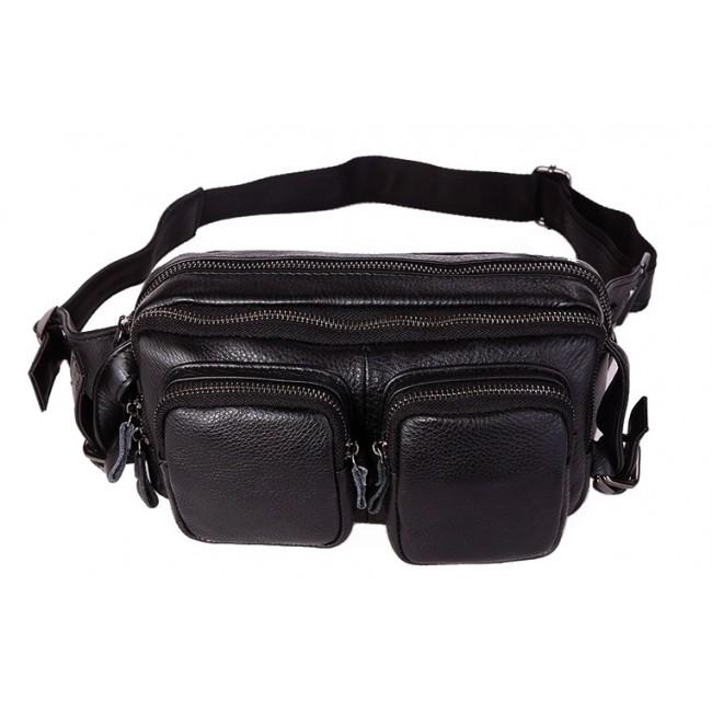 Bolsa de cintura de  Couro