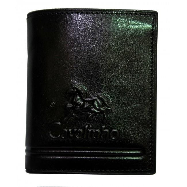 Cavalinho Carteira de Homem porta cartões notas e moedas