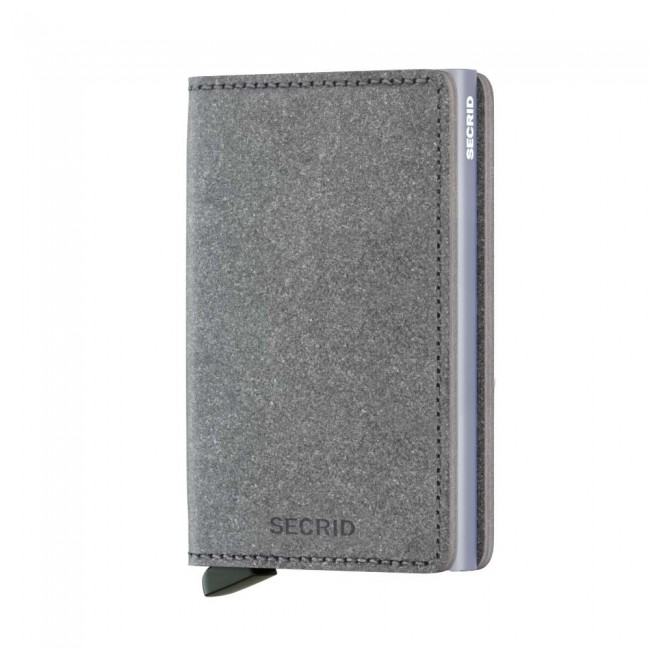 Carteira Slimwallet recycled stone