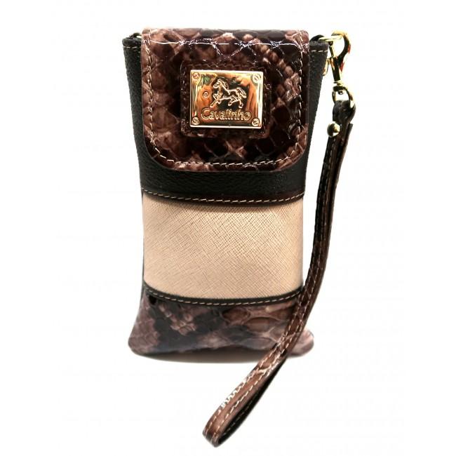 Bolsa para telemóvel Cavalinho Feminina