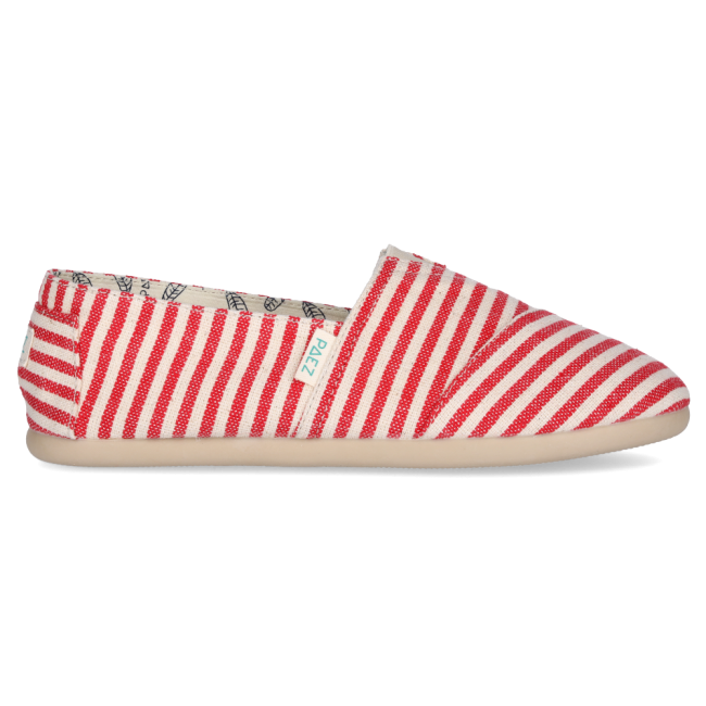 Paez Alpergatas Classic Surfy UK Red-1