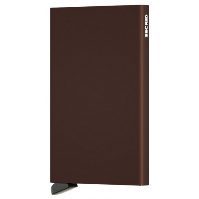 Carteira Cardprotector Secrid Brown