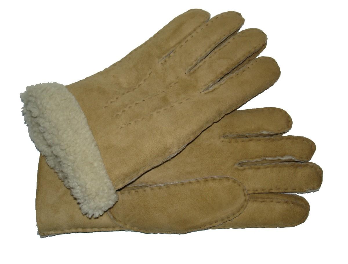 Luvas de pele de borrego. | Loja das Peles