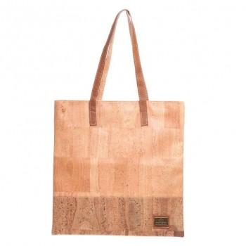 Bolsa de Compras de Senhora em Cortiça