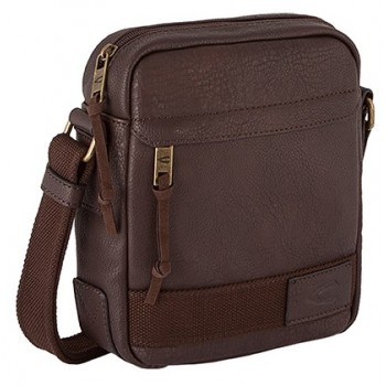 Camel Active Bolsa Tiracolo KINGSTON (Castanho) Ref. 255-601-29