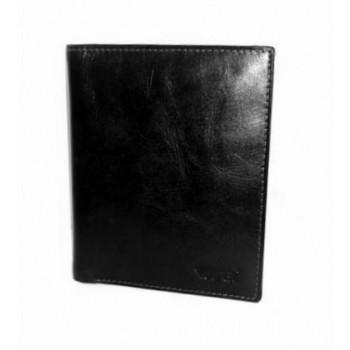 Carteira de homem em pele porta notas e documentos