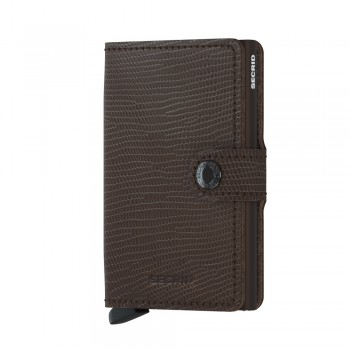 CARTEIRA SECRID MINIWALLET RANGO BROWN BROWN