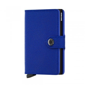 CARTEIRA MINIWALLET SECRID Crisple Blue Black