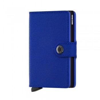 CARTEIRA MINIWALLET SECRID Crisple Blue Black