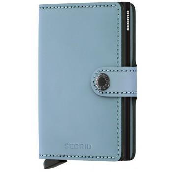 CARTEIRA SECRID MINIWALLET MATTE BLUE