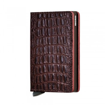 CARTEIRTA SECRID - SLIMWALLET NILE BROWN
