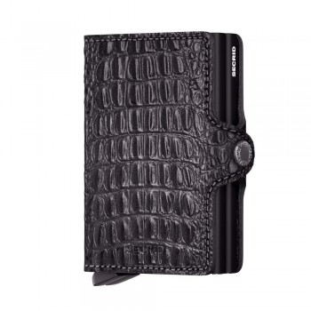Carteira Secrid - Twinwallet Nile Black