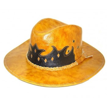 Chapéu em Pele
