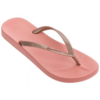 Ipanema Chinelos Anatomic Tan Rosa ref-IP20.006F