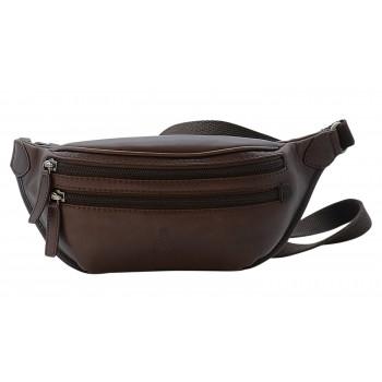 bolsas de cintura de couro