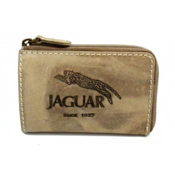 """Carteira de Couro """"Jaguar"""""""