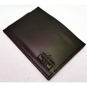 carteira couro para cartões