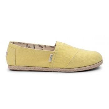 Paez Alpergatas Classic Essential Yellow Pale