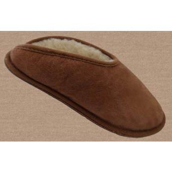 chinelos pele de ovelha
