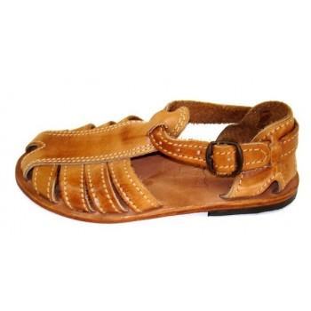 Sandália artesanal