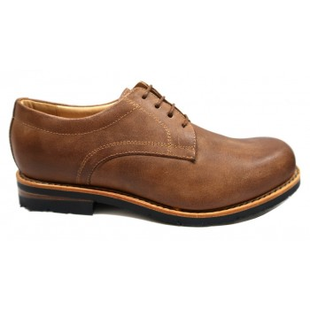 Sapatos de Homem de pele, feitas à mão