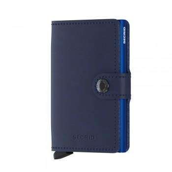 CARTEIRA MINIWALLET SECRID ORIGINAL NAVY BLUE