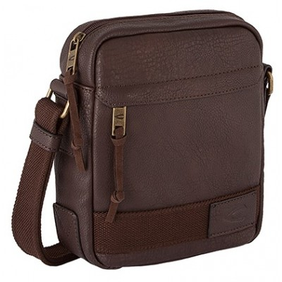 Bolsa Tiracolo Camel Active KINGSTON (Castanho)