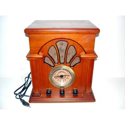 Rádio em Madeira