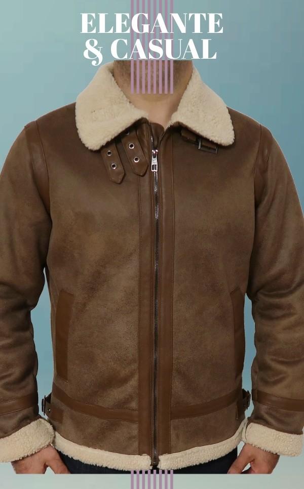 casacos de inverno de pelo